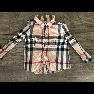 Burberry Children's Shirt